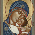 Mother of Tenderness Icon