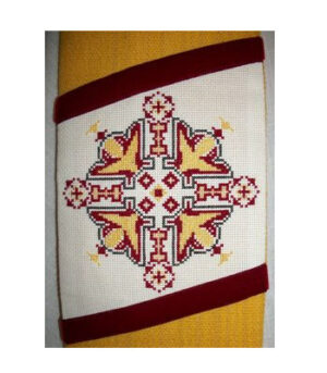Handwoven Stole Holy Spirit