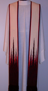 Handwoven Stole Maria
